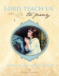 Lord Teach Us To Pray (Text & Workbook Combined) - Book Heaven - Challenge Press from CHALLENGE PRESS