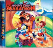 Mount Zion Marathon (CD) - Book Heaven - Challenge Press from MAJESTY MUSIC, INC.