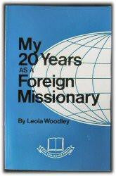 My 20 Years as a Foreign Missionary - Book Heaven - Challenge Press from CHALLENGE PRESS