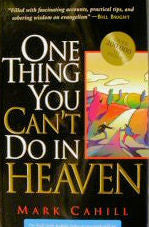 One Thing You Can't Do in Heaven - Book Heaven - Challenge Press from SPRING ARBOR DISTRIBUTORS
