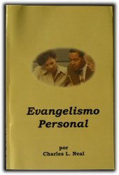Personal Evangelism (Spanish) Evangelismo Personal - Book Heaven - Challenge Press from CHALLENGE PRESS