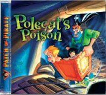 Polecat's Poison (CD) - Book Heaven - Challenge Press from MAJESTY MUSIC, INC.