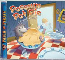 Possum Pot Pie - Food And Fun Songs (CD) - Book Heaven - Challenge Press from MAJESTY MUSIC, INC.
