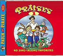 Praises 1 (CD) - Book Heaven - Challenge Press from MAJESTY MUSIC, INC.