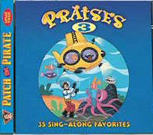 Praises 3 (CD) - Book Heaven - Challenge Press from MAJESTY MUSIC, INC.