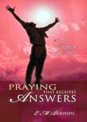 Praying that Receives Answers - Book Heaven - Challenge Press from SPRING ARBOR DISTRIBUTORS