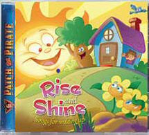 Rise And Shine - Songs For Waking Up (CD) - Book Heaven - Challenge Press from MAJESTY MUSIC, INC.