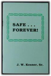 Safe....Forever! - Book Heaven - Challenge Press from BAPTIST SUNDAY SCHOOL COMMITTEE