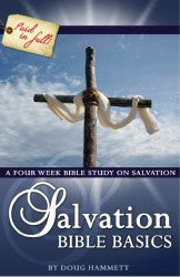 Salvation Bible Basics - Book Heaven - Challenge Press from CHALLENGE PRESS