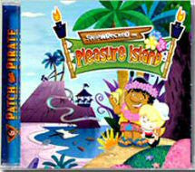Shipwrecked On Pleasure Island (CD) - Book Heaven - Challenge Press from MAJESTY MUSIC, INC.