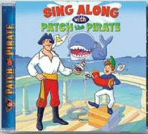 Sing Along with Patch the Pirate (CD) - Book Heaven - Challenge Press from MAJESTY MUSIC, INC.