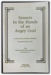 Sinners in the Hands of an Angry God - Book Heaven - Challenge Press from CHALLENGE PRESS