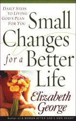 Small Changes For A Better Life - Daily Steps To Living God's Plan For You - Book Heaven - Challenge Press from SPRING ARBOR DISTRIBUTORS