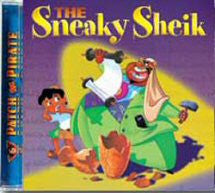 The Sneaky Sheik (CD) - Book Heaven - Challenge Press from MAJESTY MUSIC, INC.