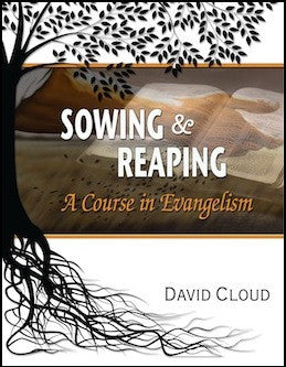 Sowing & Reaping: A Course in Evangelism - Book Heaven - Challenge Press from WAY OF LIFE