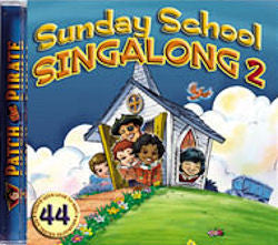 Sunday School Singalong 2 (CD) - Book Heaven - Challenge Press from MAJESTY MUSIC, INC.