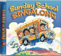 Sunday School Singalong (CD) - Book Heaven - Challenge Press from MAJESTY MUSIC, INC.