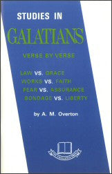 Galatians - Studies in Galatians - Book Heaven - Challenge Press from CHALLENGE PRESS