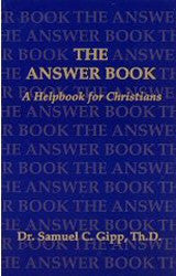 The Answer Book - Book Heaven - Challenge Press from DayStar Educational Minis