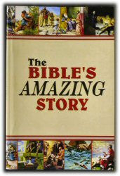 The Bible's Amazing Story - Book Heaven - Challenge Press from WAY OF LIFE