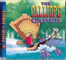 The Calliope Caper (CD) - Book Heaven - Challenge Press from MAJESTY MUSIC, INC.