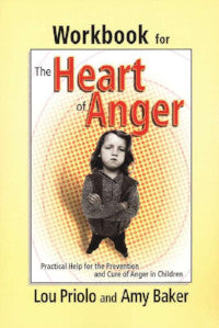 The Heart of Anger (Workbook) - Book Heaven - Challenge Press from Calvary Press
