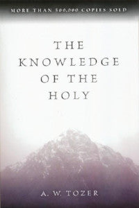 The Knowledge of the Holy - Book Heaven - Challenge Press from Send The Light Distribution