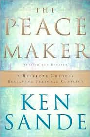 The Peace Maker: A Biblical Guide To Resolving Personal Conflict - Book Heaven - Challenge Press from BAKER PUBLISHING GROUP