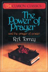 The Power of Prayer and the Prayer of Power - Book Heaven - Challenge Press from SPRING ARBOR DISTRIBUTORS