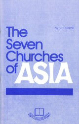 The Seven Churches of Asia - Book Heaven - Challenge Press from CHALLENGE PRESS