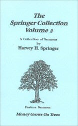 The Springer Collection (Volume 2) - Book Heaven - Challenge Press from CHALLENGE PRESS