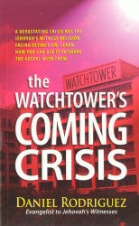 The Watchtower's Coming Crisis - Book Heaven - Challenge Press from Chick Publications