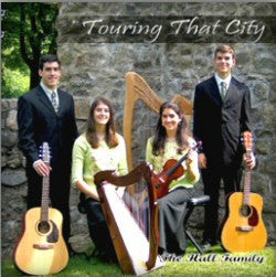 Touring That City (CD) - Book Heaven - Challenge Press from Jim Hall