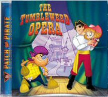 The Tumbleweed Opera (CD) - Book Heaven - Challenge Press from MAJESTY MUSIC, INC.