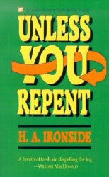 Unless You Repent - Book Heaven - Challenge Press from SPRING ARBOR DISTRIBUTORS