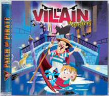 The Villain Of Venice (CD) - Book Heaven - Challenge Press from MAJESTY MUSIC, INC.