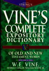 Vine's Complete Expository Dictionary of Old and New Testament Words - Book Heaven - Challenge Press from SPRING ARBOR DISTRIBUTORS