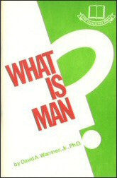 What is Man? - Book Heaven - Challenge Press from CHALLENGE PRESS