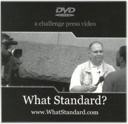 What Standard? (DVD) - Book Heaven - Challenge Press from LVBC