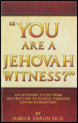 You Are a Jehovah Witness? - Book Heaven - Challenge Press from CHALLENGE PRESS