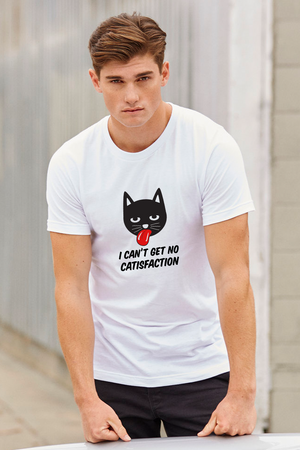 Can't Get No Catisfaction - Unisex