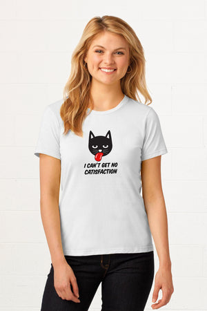 Can't Get No Catisfaction - Women's