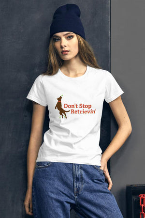 Don't Stop Retrievin' - Women's