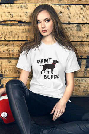 Paint It Black - Unisex