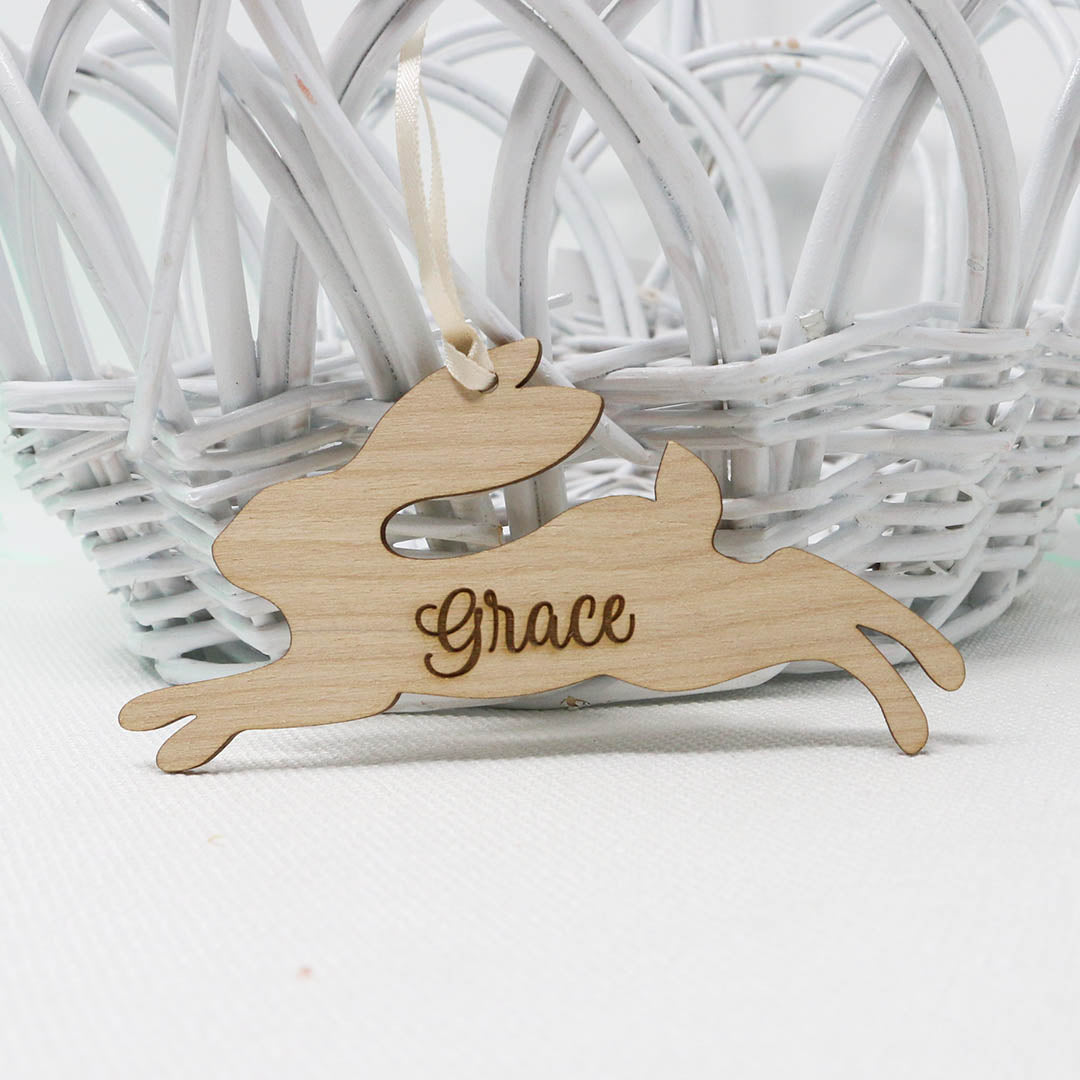 Easter Basket Tag