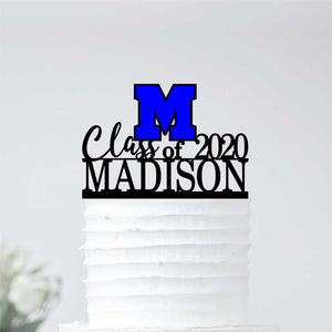 Minooka Jr High Cake Topper