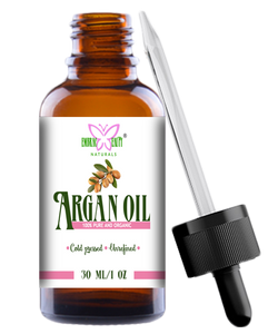 Embrace Beauty Argan Oil  Cold-Pressed 1oz / 30ml