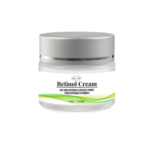 Embrace Beauty Naturals Retinol Cream 1oz