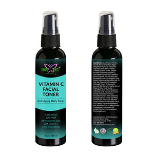 Embrace Beauty Vitamin C Facial Toner 4fl oz / 118ml