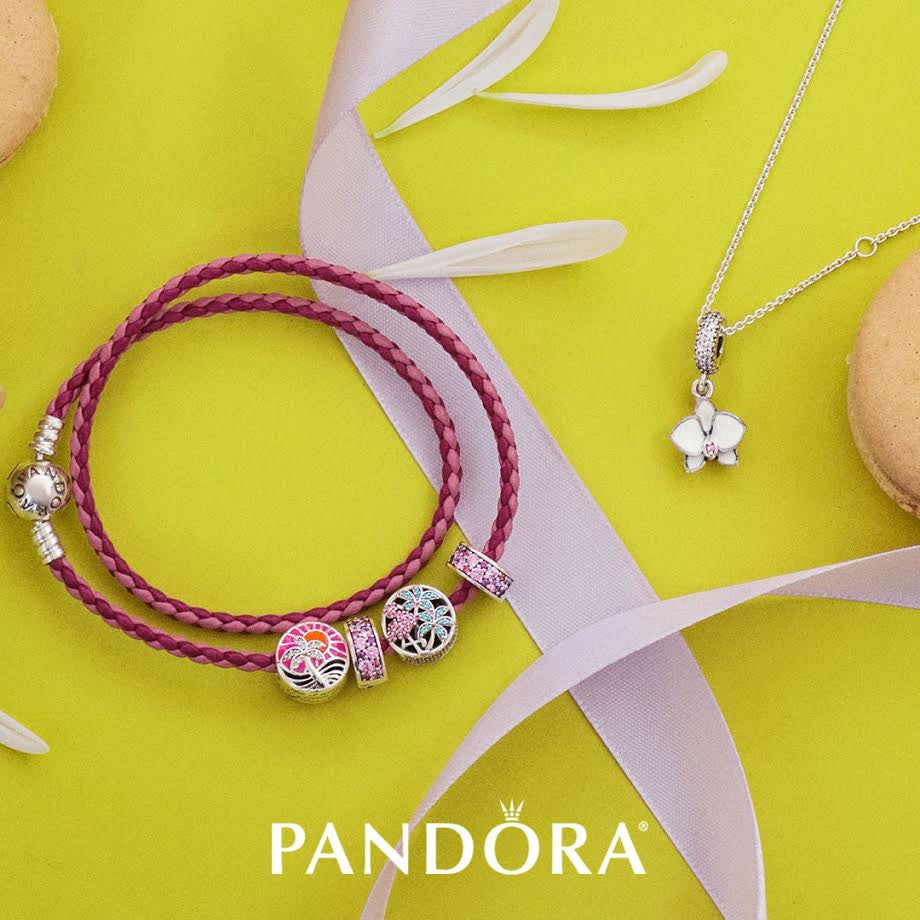 Pandora summer collection in store now!